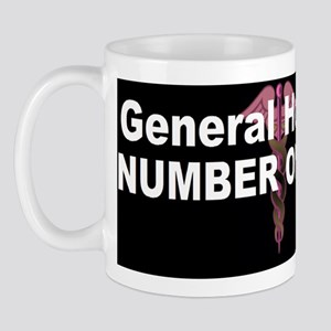 General Hospital number one fandsm butt Mug